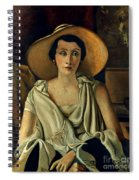 Derain: Guillaume, 20th C Spiral Notebook