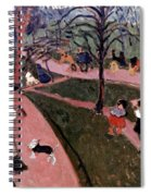 Derain: Hyde Park Spiral Notebook