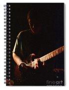 Derek Trucks Slide And Shadow Spiral Notebook