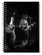 Derringer 77 #48 Enhanced Bw Spiral Notebook