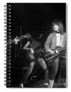 Derringer 77 #68 Spiral Notebook