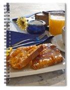 Desayuno Spiral Notebook