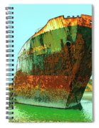 Desdemona 1 Spiral Notebook