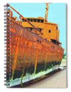 Desdemona 2 Spiral Notebook