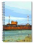 Desdemona 3 Spiral Notebook