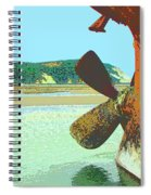 Desdemona 4 Spiral Notebook