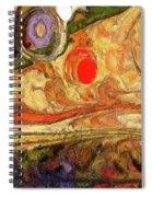 Desert Blossoms Spiral Notebook