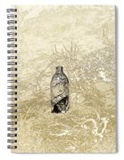 Desert Bottle Spiral Notebook
