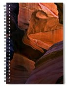 Desert Bridge Spiral Notebook