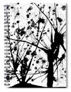 Desert Brush Spiral Notebook