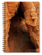 Desert Cavern Spiral Notebook