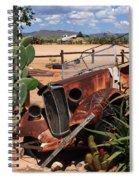 Desert Classic Spiral Notebook