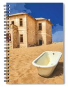 Desert Dreamscape 3 Spiral Notebook