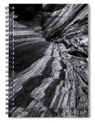 Desert Flow Spiral Notebook