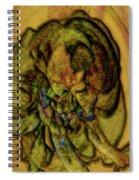 Desert Flower Dream Spiral Notebook