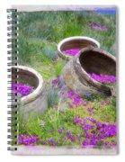 Desert Flowers Spiral Notebook