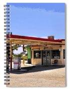 Desert Gas Spiral Notebook
