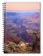 Desert Glow Spiral Notebook