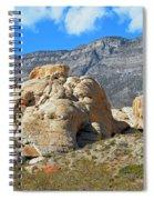 Desert Hikers Spiral Notebook