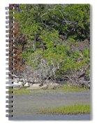 Desert Isle Spiral Notebook