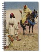 Desert Nomads Spiral Notebook