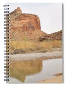 Desert Reflections 2 Spiral Notebook