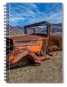 Desert Relic Spiral Notebook