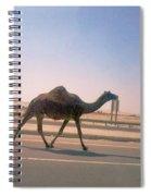 Desert Safari Spiral Notebook