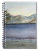 Desert Sea Spiral Notebook