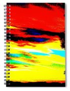 Desert Sky Spiral Notebook