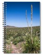 Desert Spoon Spiral Notebook