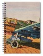 Desert Storm Spiral Notebook
