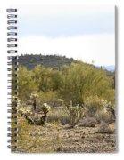 Desert Sunrise Spiral Notebook
