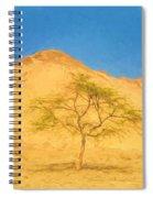 Desert Tree Spiral Notebook