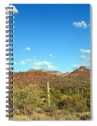 Desert View 340 Spiral Notebook