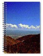 Desert Vista Spiral Notebook