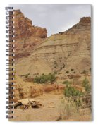 Desert Wash Spiral Notebook