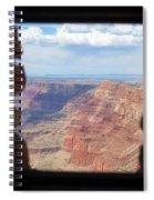 Desert Watchtower View Grand Canyon  Spiral Notebook