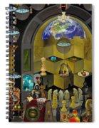 Desertion Spiral Notebook