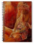 Deshabille 569002 Spiral Notebook