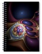 Desiderata Exchange Spiral Notebook