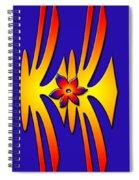 Design 2 Spiral Notebook