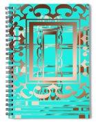 Design 4 Spiral Notebook