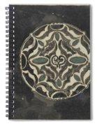 Design For A Brooch , Carel Adolph Lion Cachet, 1874 - 1945 Spiral Notebook