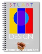 Design Poster Spiral Notebook