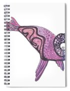 Design Seal Spiral Notebook