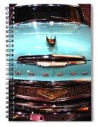 Desoto - Mio Amor Spiral Notebook