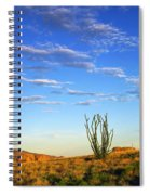 Desperado Spiral Notebook