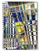 Desperate Reflections Spiral Notebook