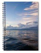 Destin High Tide Spiral Notebook